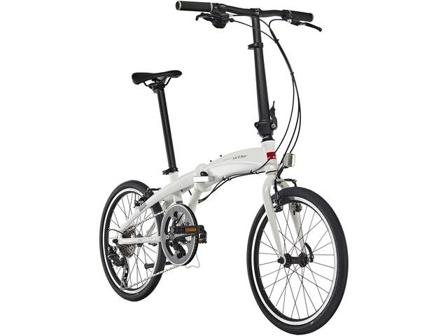 d558541c6d3d ... Ortler London Race Elite Rower składany biały. 360°